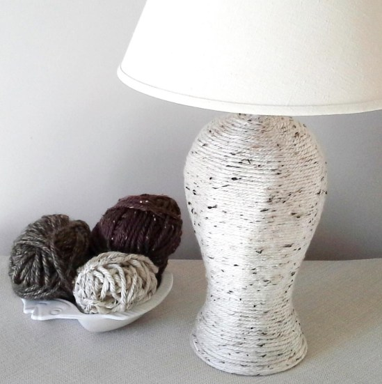 yarn wrapped lamp-http://www.stowandtellu.com
