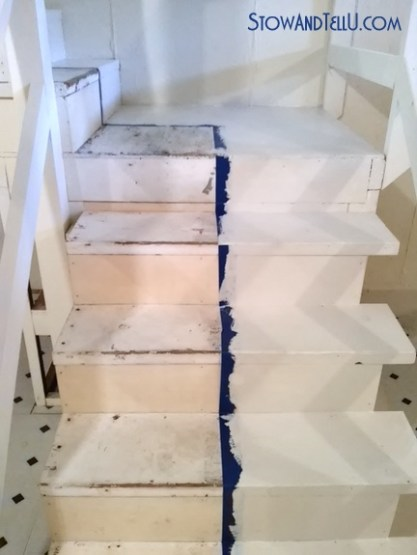 save-time-painting-stairs-http://www.stowandtellu.com