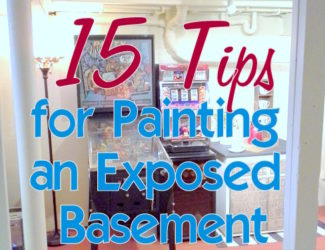 15-tips-painting-exposed-basement-ceiling-http://www.stowandtellu.com