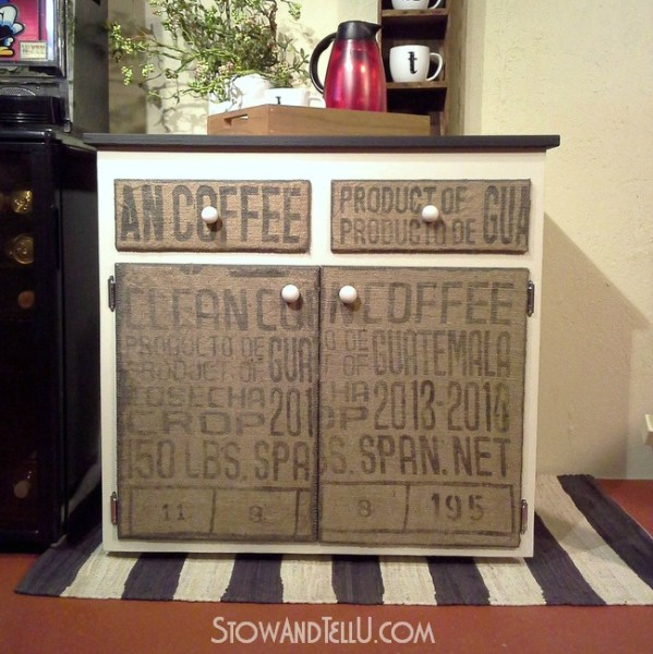 diy-burlap-coffee-sack-covered-furniture-http://www.stowandtellu.com