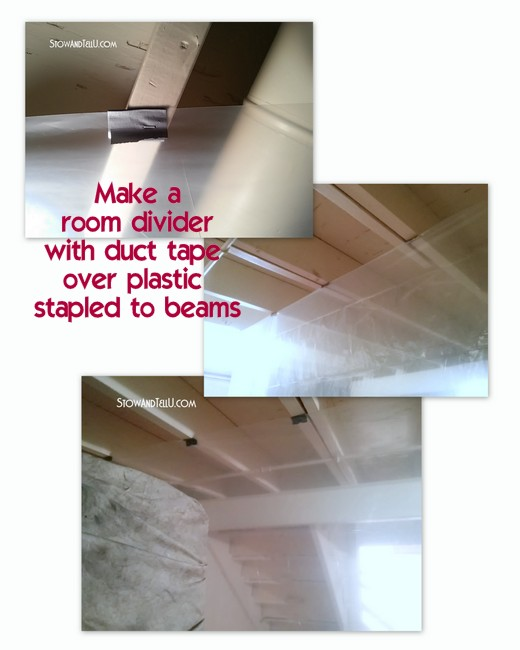 paint-tips-exposed-basement-ceiling-http://www.stowandtellu.com