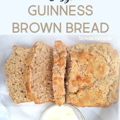 Beer Bread Mix Guinness Brown Bread