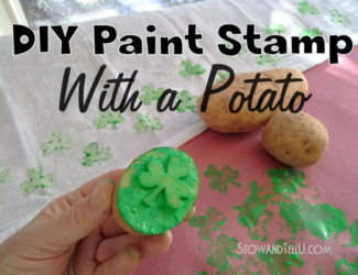 how-to-make-shamrock-diy-paint-stamp-with-potato-http://www.stowandtellu.com