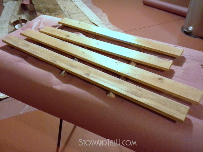 pallet-wood-framing