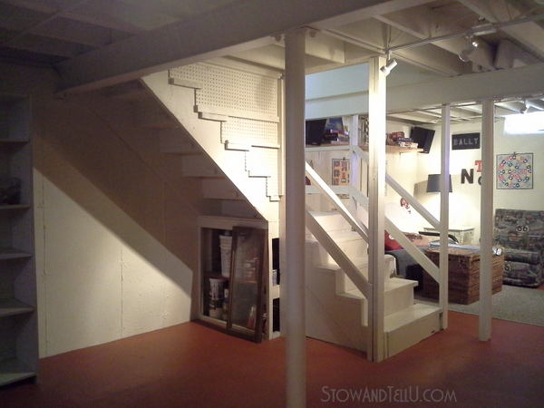 under-stairs-storage-space