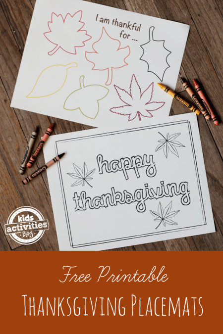 The best part of Thanksgiving for the kids in our family is when we go around the table and get to say what we are thankful for. Here are 10 crafty ways to help kids say thank you on Thanksgiving