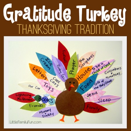 The best part of Thanksgiving for the kids in our family is when we go around the table and get to say what we are thankful for. Here are 10 easy crafts to help kids say thank you on Thanksgiving