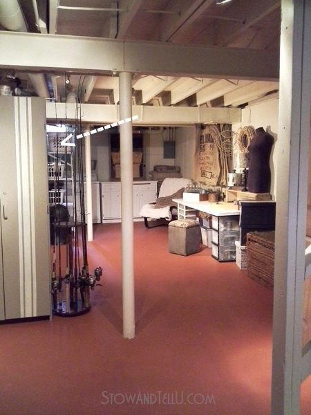 Townhouse Hidden Workshop Reveal Stow Amp Tellu