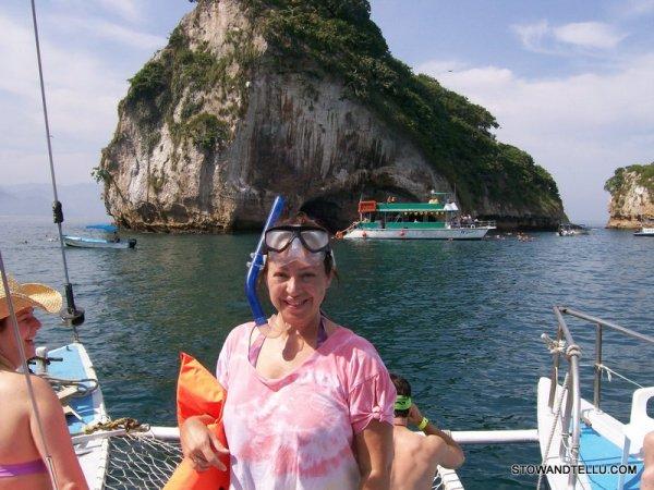 snorkling-puerto-vallarta