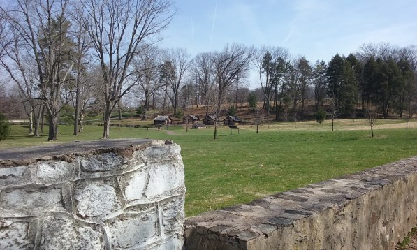 view-valley-forge-guard-quarters - StowandTellU.com