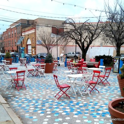 Car-Free and Charmed in Philadelphia