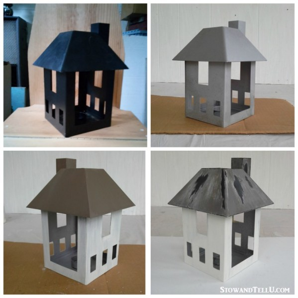 paint-distress-birdhouse