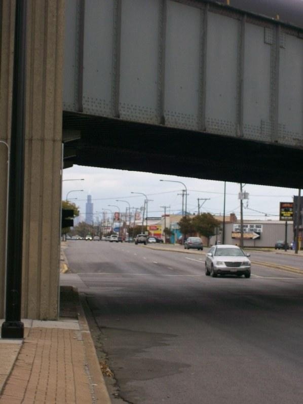 bridge under pass rt 66