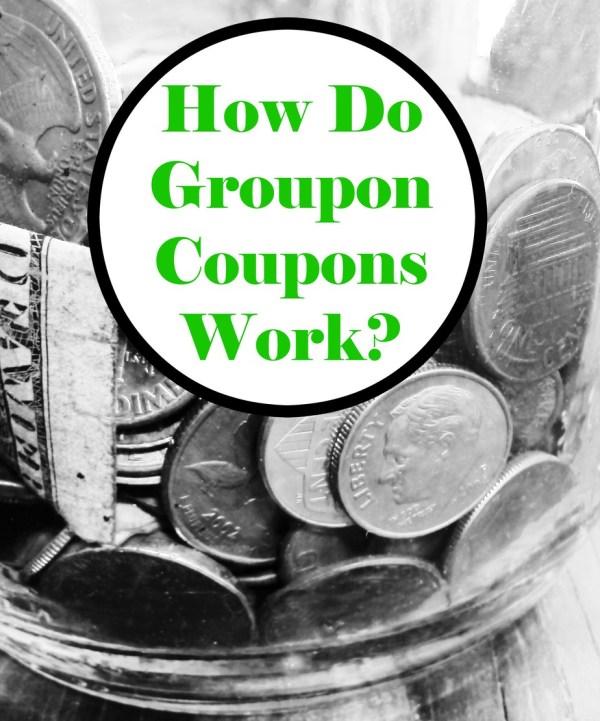 How do groupon coupons work #GrouponCoupon #Ad