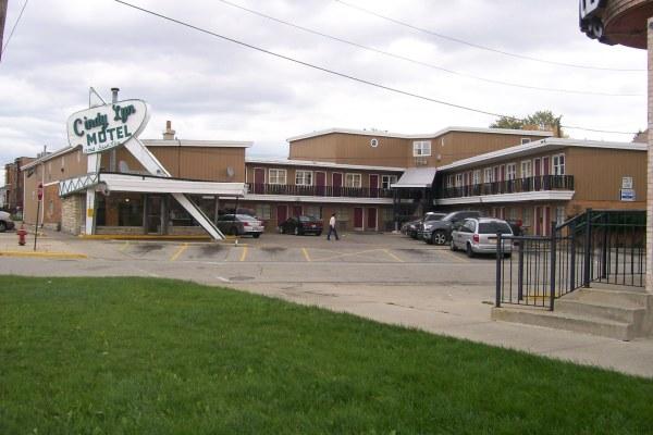 route 66 Cindy Lyn Motel - StowAndTellU.com