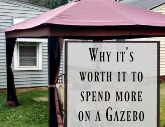 Find out why buying cheap gazebo tent is not the way to go - StowandTellU.com