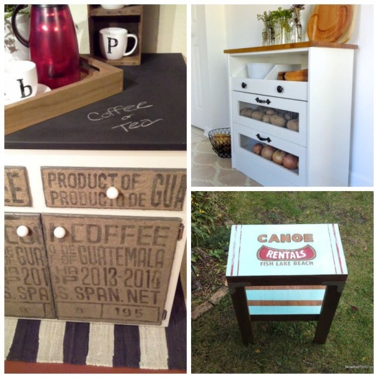 DIY Furniture collection - StowandTellU.com