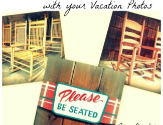Design your own custom throw pillows using vacation photos - #Groupon Goods, #spons, #ad - StowandTellU.com