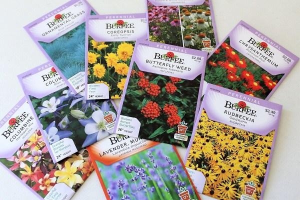 How to read seed packets | StowandTellU.com