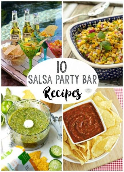 10 homemade salsa party bar recipes stow tellu