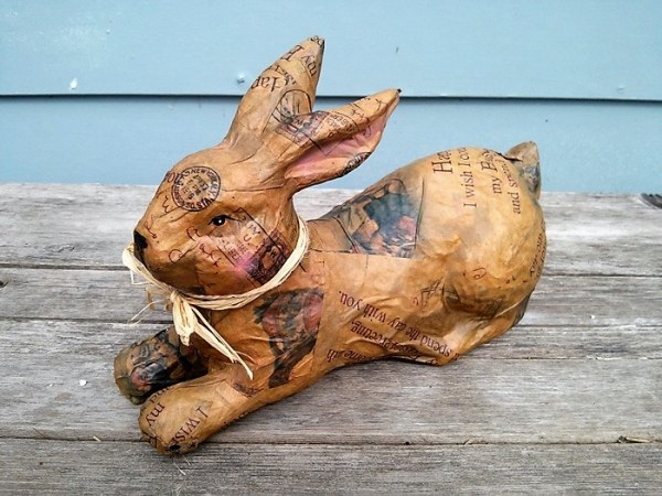 curiously-unhappy-easter-figurine