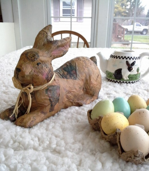mix-media-decoupage-easter-bunny