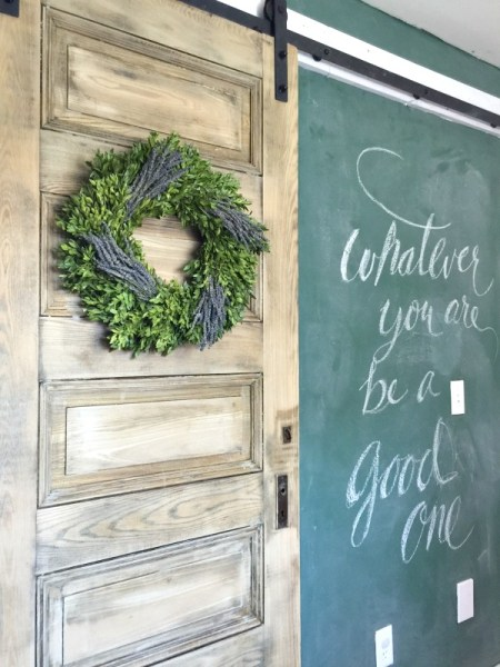 Faux barn wood stain with bleach | Twelve on Main | 10 ways to age wood | Stowandtellu