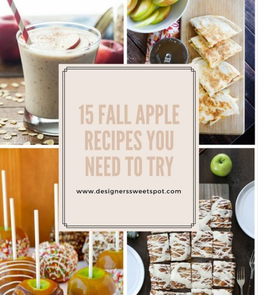 Use These Cookbooks If You Re Broke But Still Want To Eat: Festive Fall Ideas With Apples