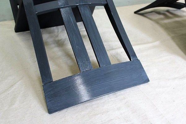 Easiest clear coat furniture finish I've used to date | stowandtellu.com