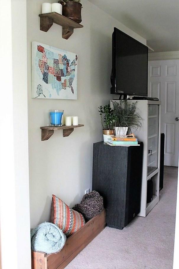 American map modern canvas art | Photowall #sponsored | stowandtellu.com