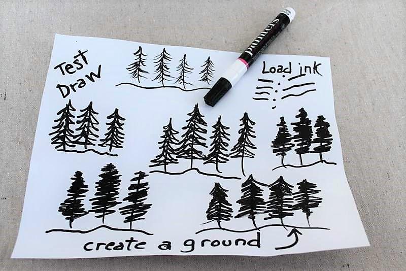 practice-drawing-treeline