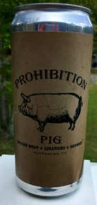 Prohibition Pig Bantam IPA