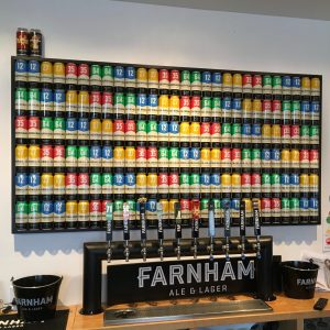 Farnham Ale and Lager
