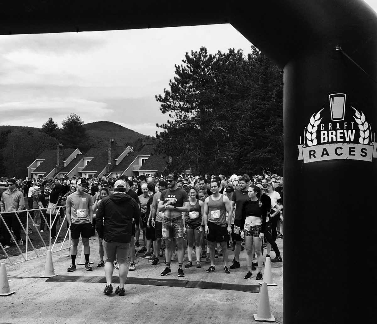 Craft Brew Races - Stowe 2018