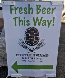 November 23, 2018 - Turtle Swamp Brewing in Boston, Massachusetts