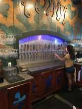 August 3, 2019 - The Taps at Foam Brwers in Burlington, Vermont
