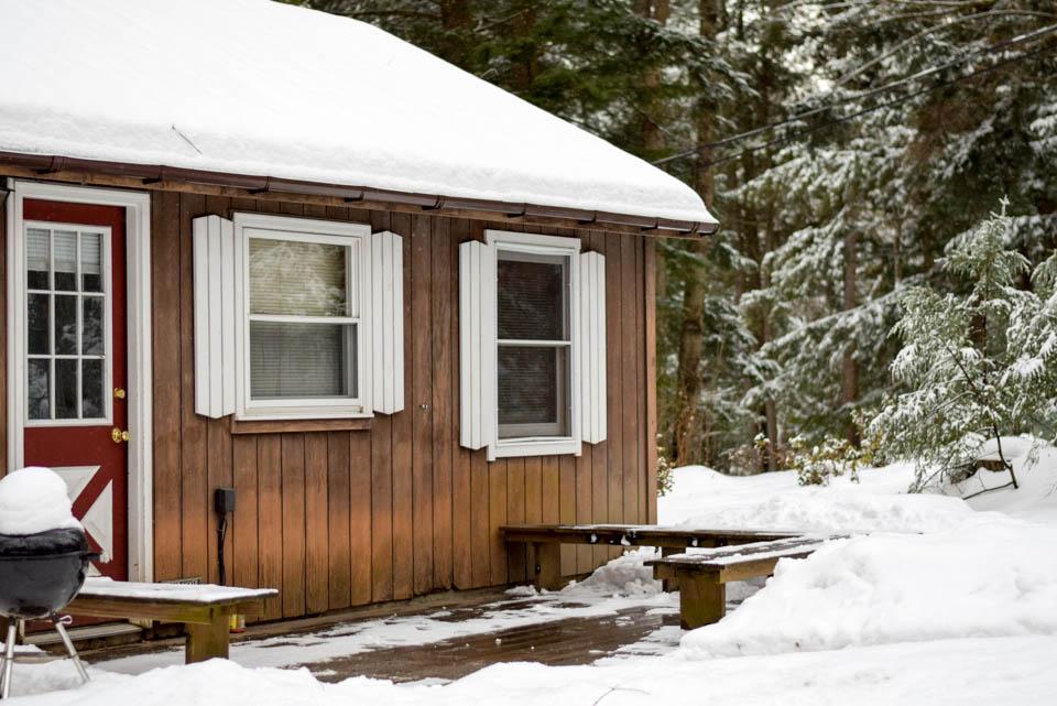 Elm Cabin Stowe, Vermont