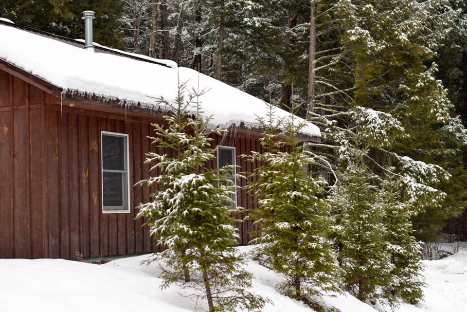 Couples Retreat in Stowe, Vermont