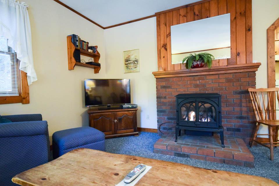 Hemlock Cabin amenities