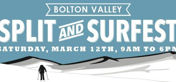 Bolton Valley Splitboard Festival