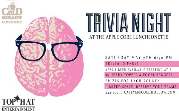Apple Core Trivia Night