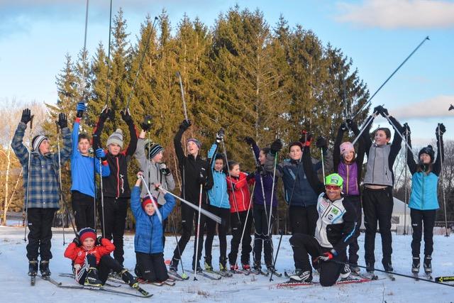Stowe Nordic Skiing