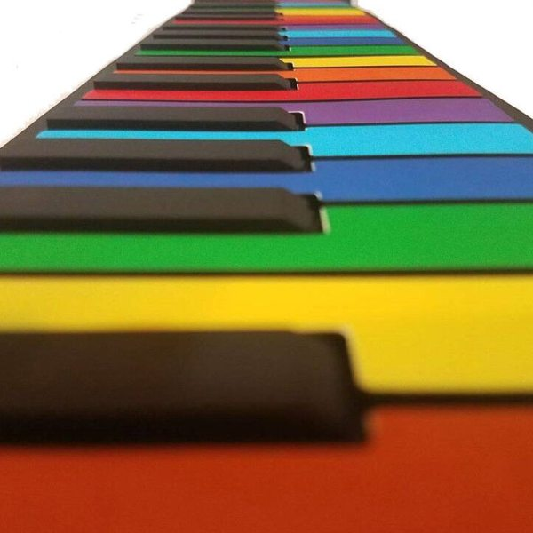 easy way to learn the piano