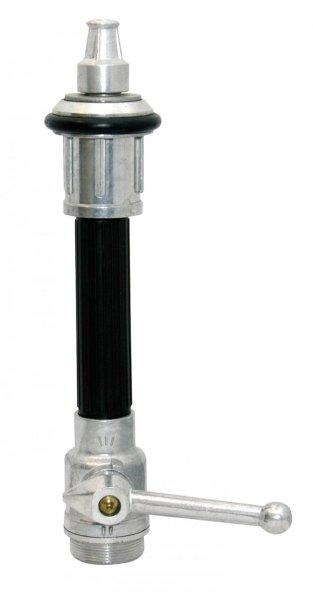 Ακροσωλήνιο αλουμινίου 3 θέσεων πιστοποιημένο