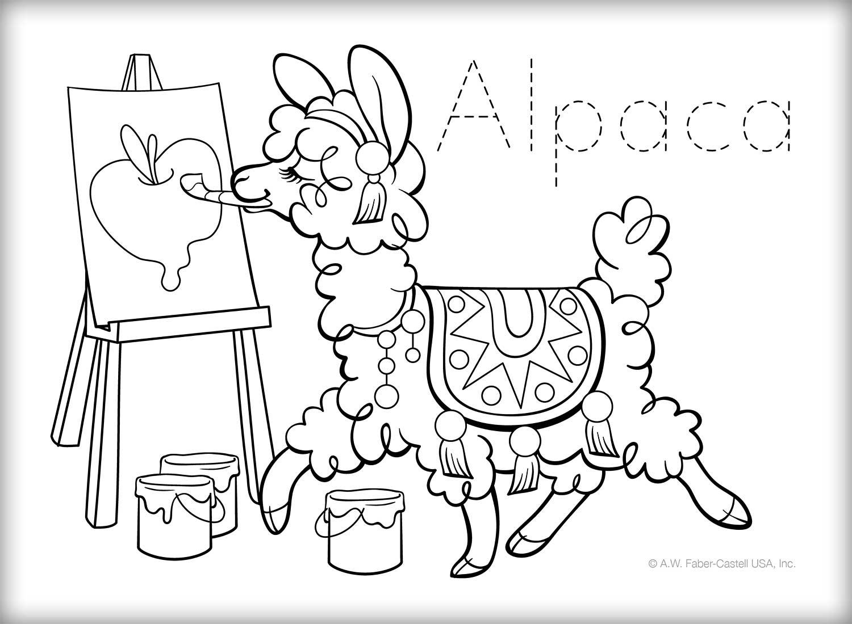 Color Amp Learn Alphabet Flash Cards