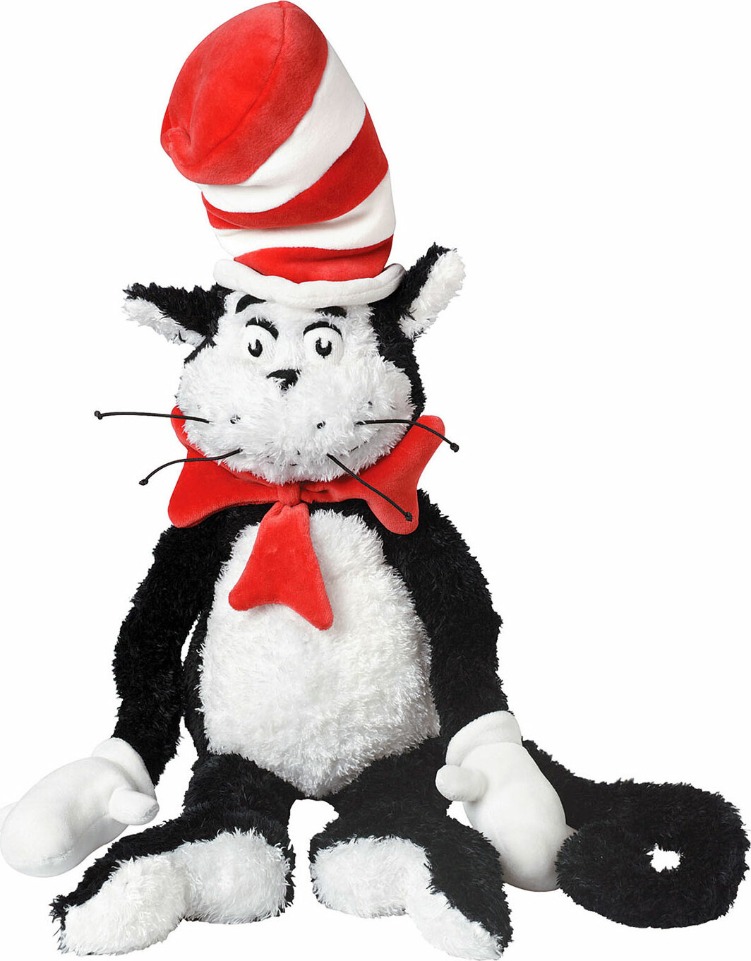 Cat In The Hat Plush Large