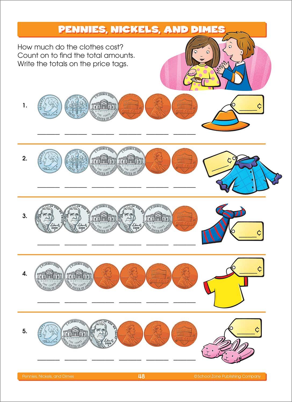 First Grade Basics Deluxe Edition Workbook
