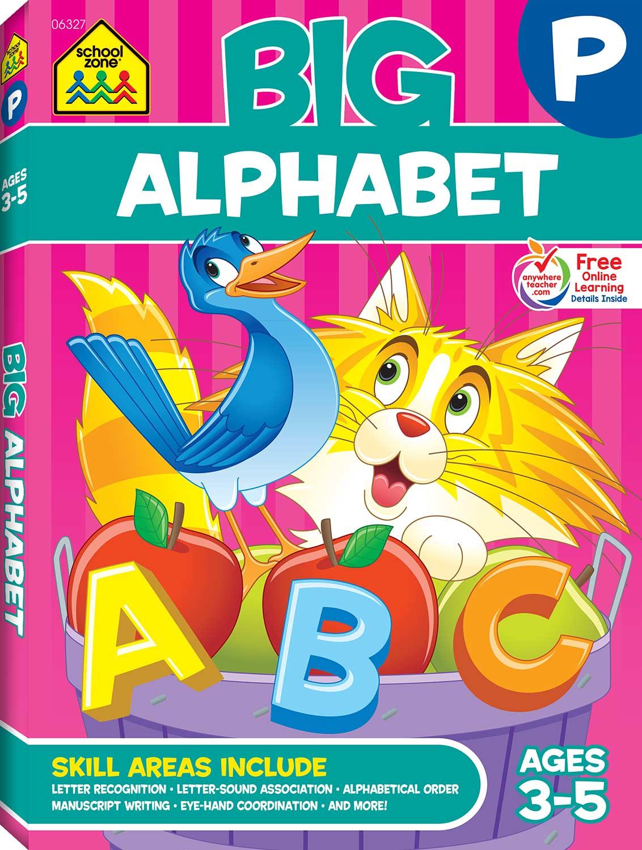 Big Alphabet P K Workbook