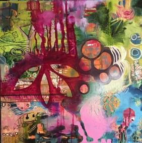 Carly Swenson, Visual Artist