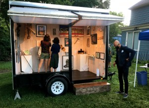 mending traveling exhibit
